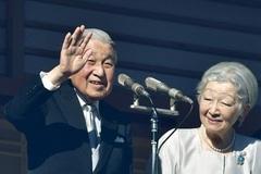 Nhật hoàng Akihito gửi thông điệp Năm mới cuối cùng tới người dân
