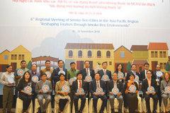 ASEAN chia sẻ kinh nghiệm xây dựng thành phố không thuốc lá