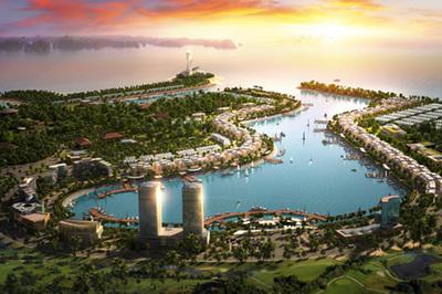Tuần Châu Marina hấp dẫn giới đầu tư nhờ vị trí