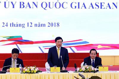 Ủy ban Quốc gia ASEAN 2020 họp phiên đầu tiên
