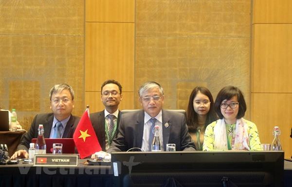 Việt Nam dự Hội nghị Bộ trưởng Lao động ASEAN lần thứ 25