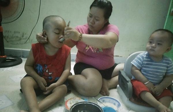 bệnh bẩm sinh,hoàn cảnh khó khăn,bệnh hiếm,từ thiện vietnamnet,giúp đỡ người nghèo