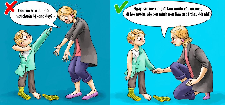 7 nguyên tắc giúp cha mẹ tìm được tiếng nói chung với con cái