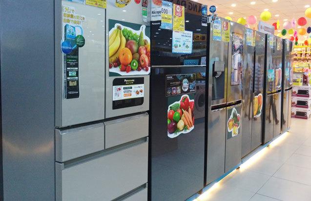200 triệu mua bộ ti vi, tủ lạnh... vợ chồng trẻ nghiến răng chơi sang