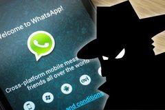 Lỗ hổng bảo mật trong hệ thống mã hóa đầu - cuối của WhatsApp
