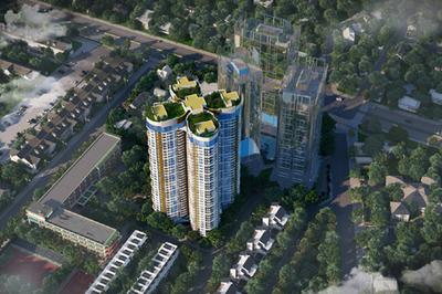 Ra mắt tòa căn hộ độc đáo tại khu Nam Thủ đô