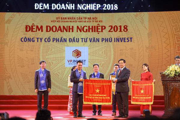 Văn Phú-Invest gây ấn tượng với những bước đi vững chắc