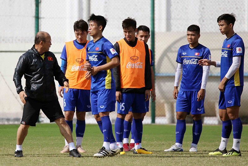 Trọng Hoàng, Văn Toàn hồi phục chấn thương, sẵn sàng cho Asian Cup