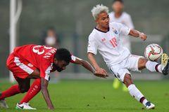 Thái Lan thua bẽ bàng trước thềm Asian Cup