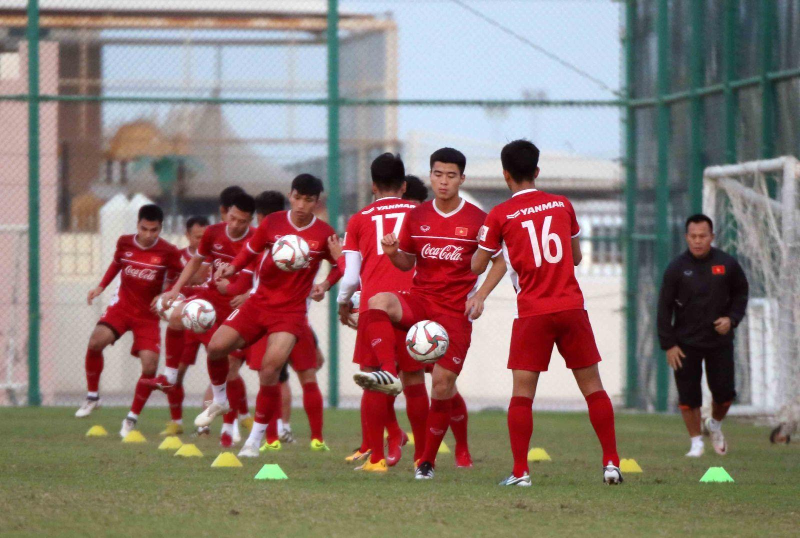 Thầy Park thở phào trước ngày sang UAE dự Asian Cup