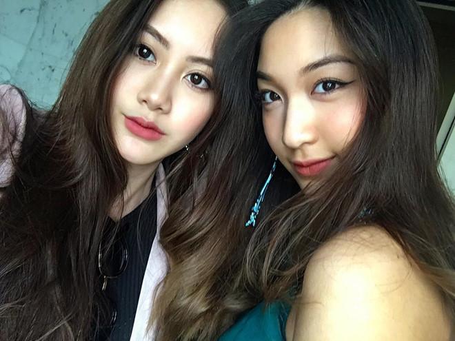 Hot girl Lào gốc Việt và hội bạn thân 'rich kid' xinh đẹp, nổi tiếng
