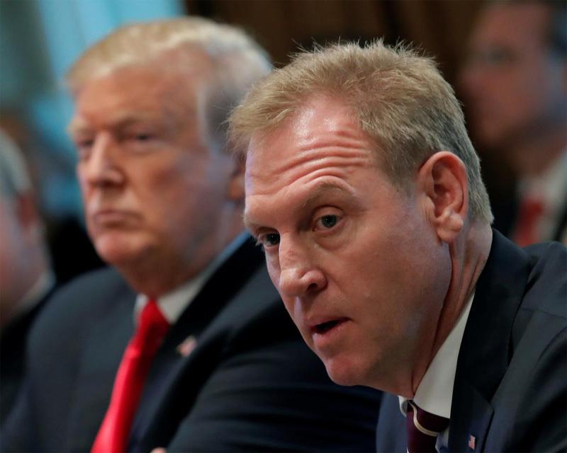 Quyền Bộ trưởng Quốc phòng Mỹ yêu cầu phải 'lưu ý' Trung Quốc