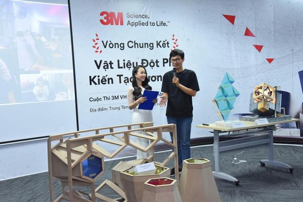 Sân chơi sáng tạo cho nhà thiết kế trẻ