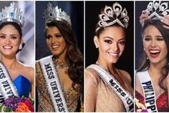 4 Hoa hậu Hoàn vũ 'triều đại' IMG: gây tranh cãi nhất vẫn là 'Bánh Pía' Philippines