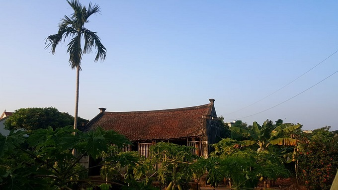 A visit to a 100-year-old house in Ha Nam