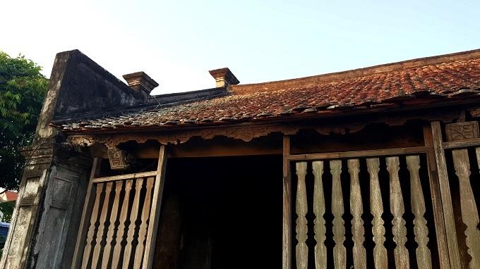 Nhà cổ 700 triệu đồng ở Hà Nam của lái buôn đầu thế kỷ 20