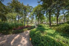 Nghỉ dưỡng trong lòng phố với 'thiên đường xanh Gamuda Gardens'