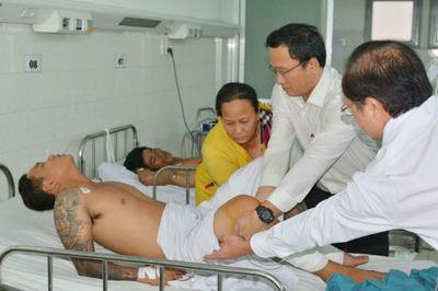 Ông Khuất Việt Hùng: 'Sẽ xét nghiệm ma túy tài xế container, xe khách'