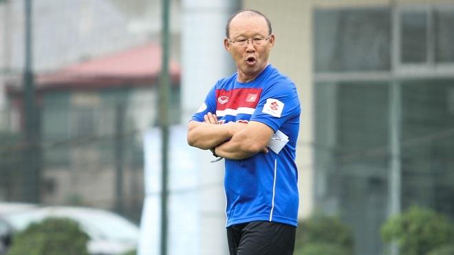 HLV Park Hang Seo,Tuyển Việt Nam,Asian Cup 2019