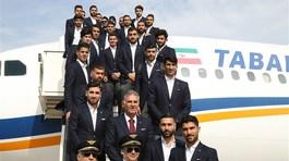 Đối thủ tuyển Việt Nam rầm rộ đổ bộ xuống UAE