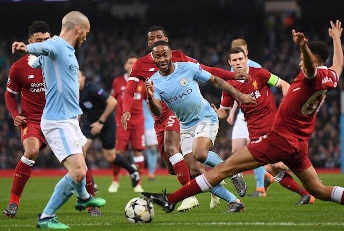 Xem trực tiếp Man City vs Liverpool ở kênh nào?