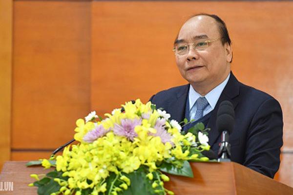 Thủ tướng Nguyễn Xuân Phúc,nông nghiệp,bộ nông nghiệp và phát triển nông thôn