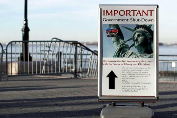 Chính phủ Mỹ tiếp tục đóng cửa nguy hại tới mức nào?