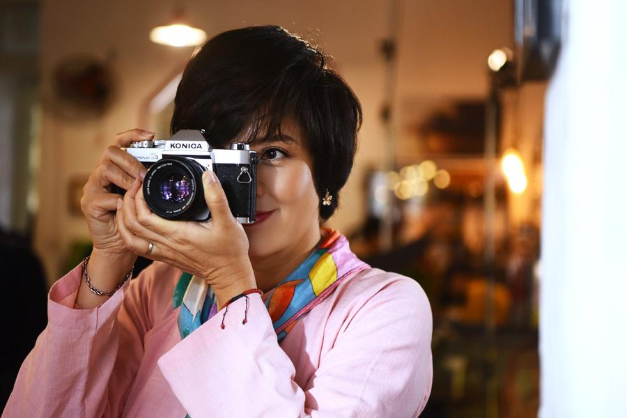 MC Anh Tuấn: Diễm Quỳnh là một phần thanh xuân của tôi