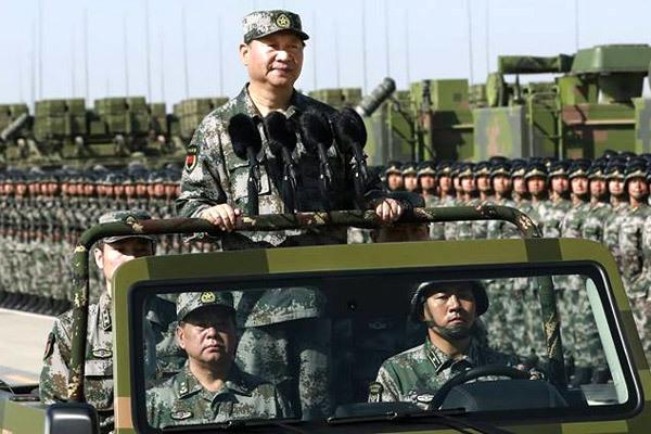 Tập Cận Bình,Trung Quốc,quân đội Trung Quốc,Jamal Khashoggi,Mỹ,Lầu Năm góc