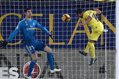 Real Madrid đánh rơi chiến thắng trận đầu năm 2019