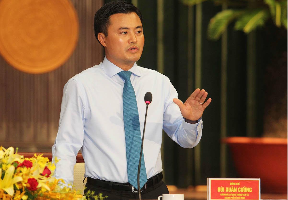 Giám đốc Sở GTVT làm Trưởng BQL đường sắt đô thị thay ông Minh Quang