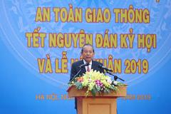 Phó Thủ tướng: Không để tai nạn chết người, đó là món quà Tết với dân