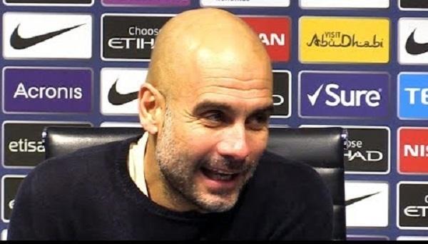 Thắng được Liverpool, Pep Guardiola tuyên bố đanh thép