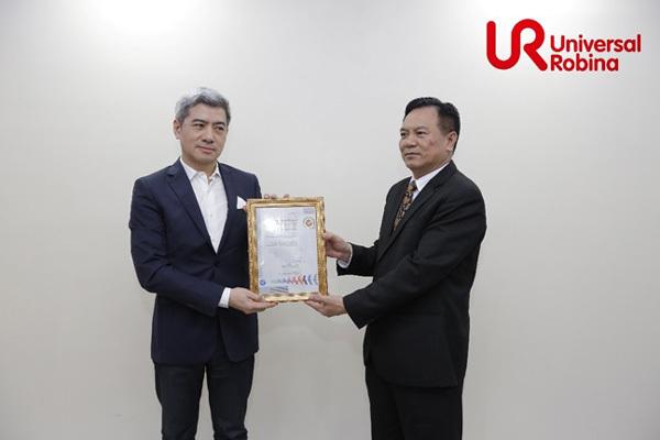 URC Việt Nam đạt các chứng chỉ quốc tế