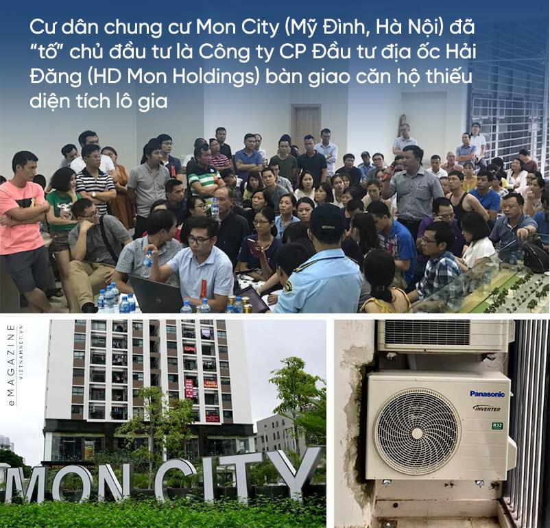 tranh chấp chung cư,Mon City,Hoà Bình Green City