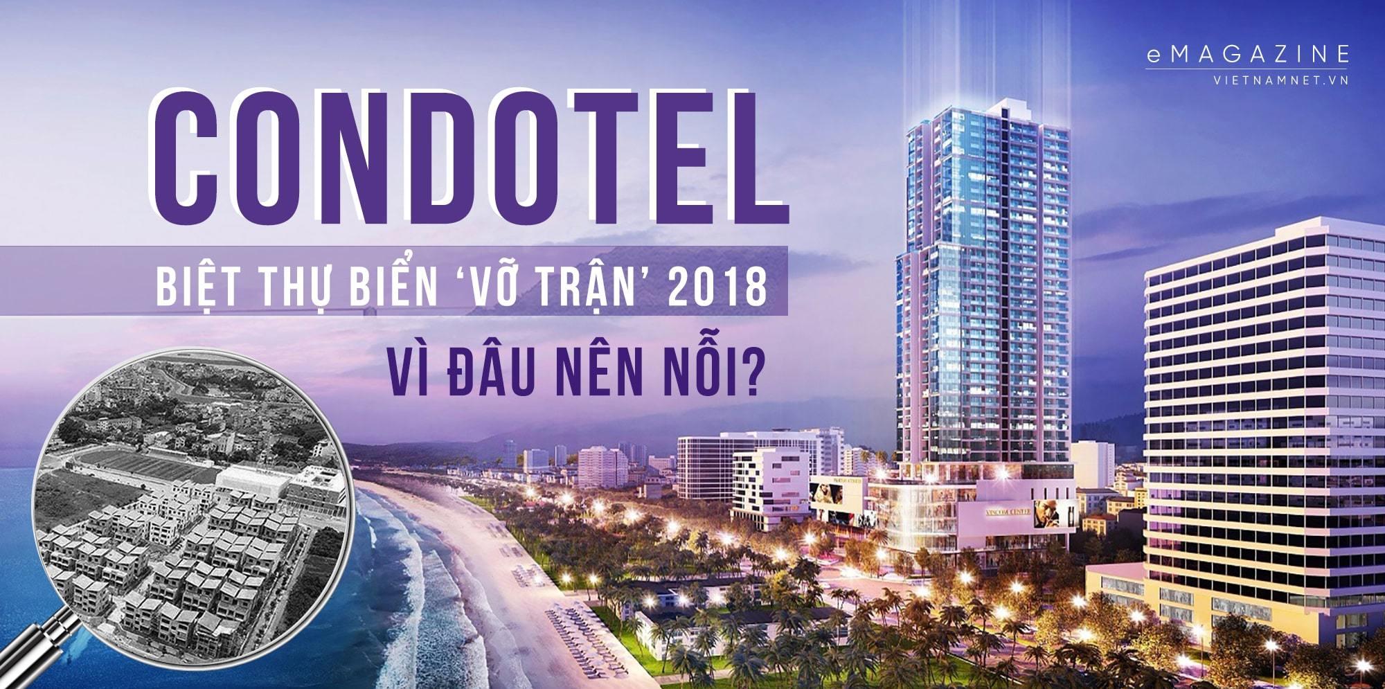 condotel,bất động sản nghỉ dưỡng,căn hộ khách sạn