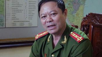 Trưởng Công an TP Thanh Hóa bị tước quân tịch