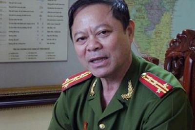 Đình chỉ Trưởng công an TP Thanh Hóa nhận tiền chạy án