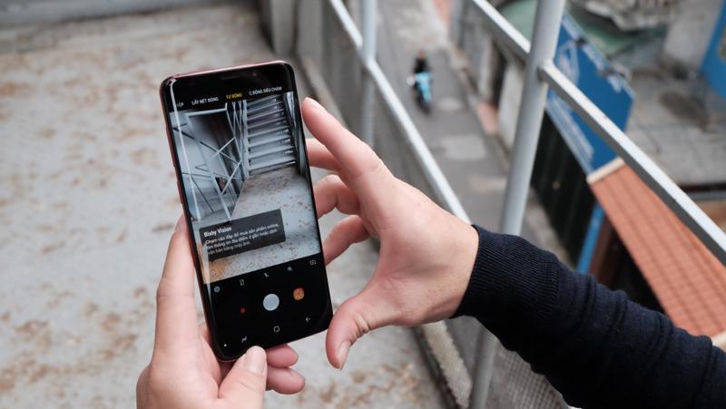 Galaxy S9,Samsung,Điện thoại Samsung,Galaxy S9+