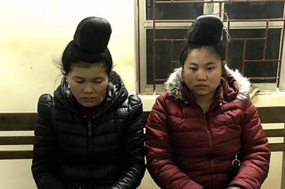 2 người phụ nữ rủ nhau đi bán hơn 17 nghìn viên ma túy