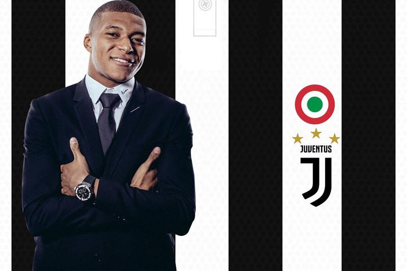 Juventus chi 300 triệu euro, nổ 'bom tấn' Mbappe