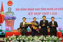 Thủ tướng phê chuẩn 3 phó chủ tịch UBND tỉnh, thành