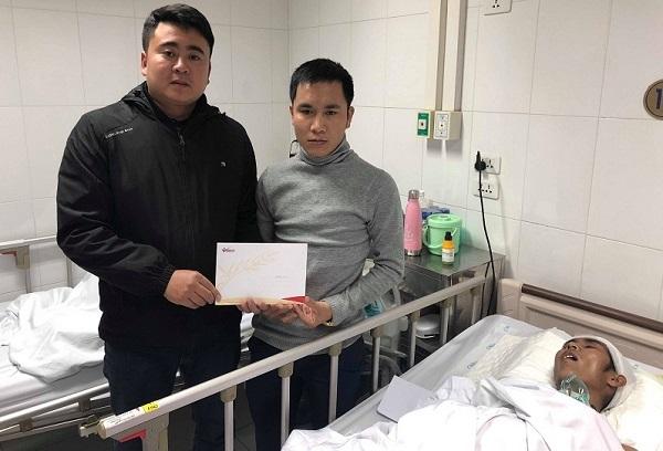 Em Trịnh được ủng hộ 10 triệu đồng, tiếp tục cần tiền lọc máu