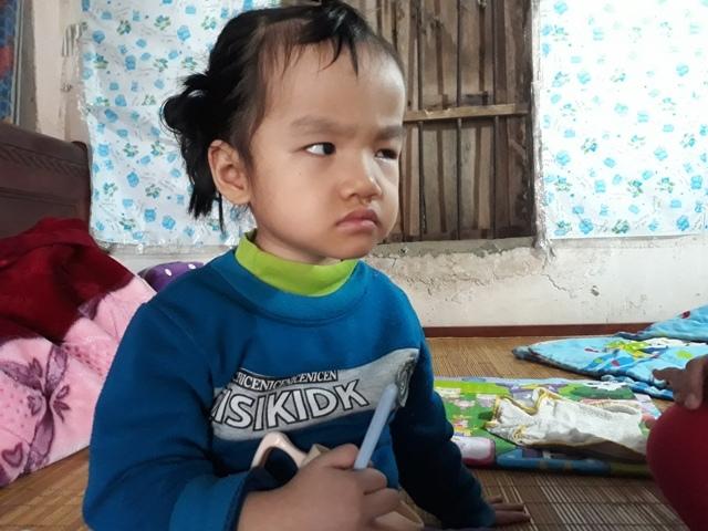 hoàn cảnh khó khăn,bại não,bệnh hiểm nghèo,từ thiện vietnamnet