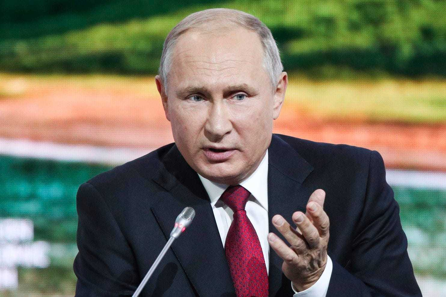 Nga,hiến pháp,Putin,Tổng thống Putin,Tổng thống Nga