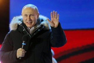 Nga sẽ cân nhắc sửa Hiến pháp?