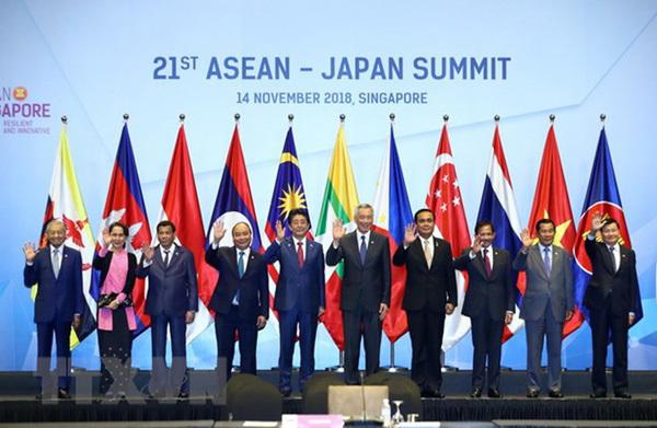 2019, sẽ tổ chức Ngày ASEAN-Nhật Bản tại Việt Nam
