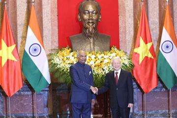 'Việt Nam là đối tác then chốt của Ấn Độ trong ASEAN'