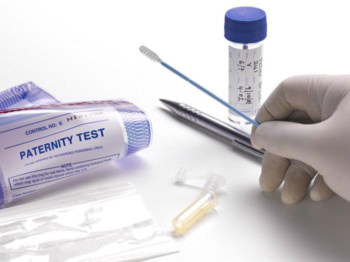 bí mật gia đình,kiểm tra ADN
