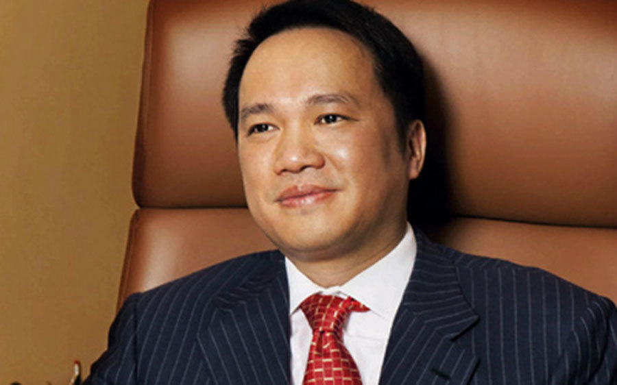 hồ hùng anh,nguyễn đăng quang,Techcombank,tỷ phú Việt